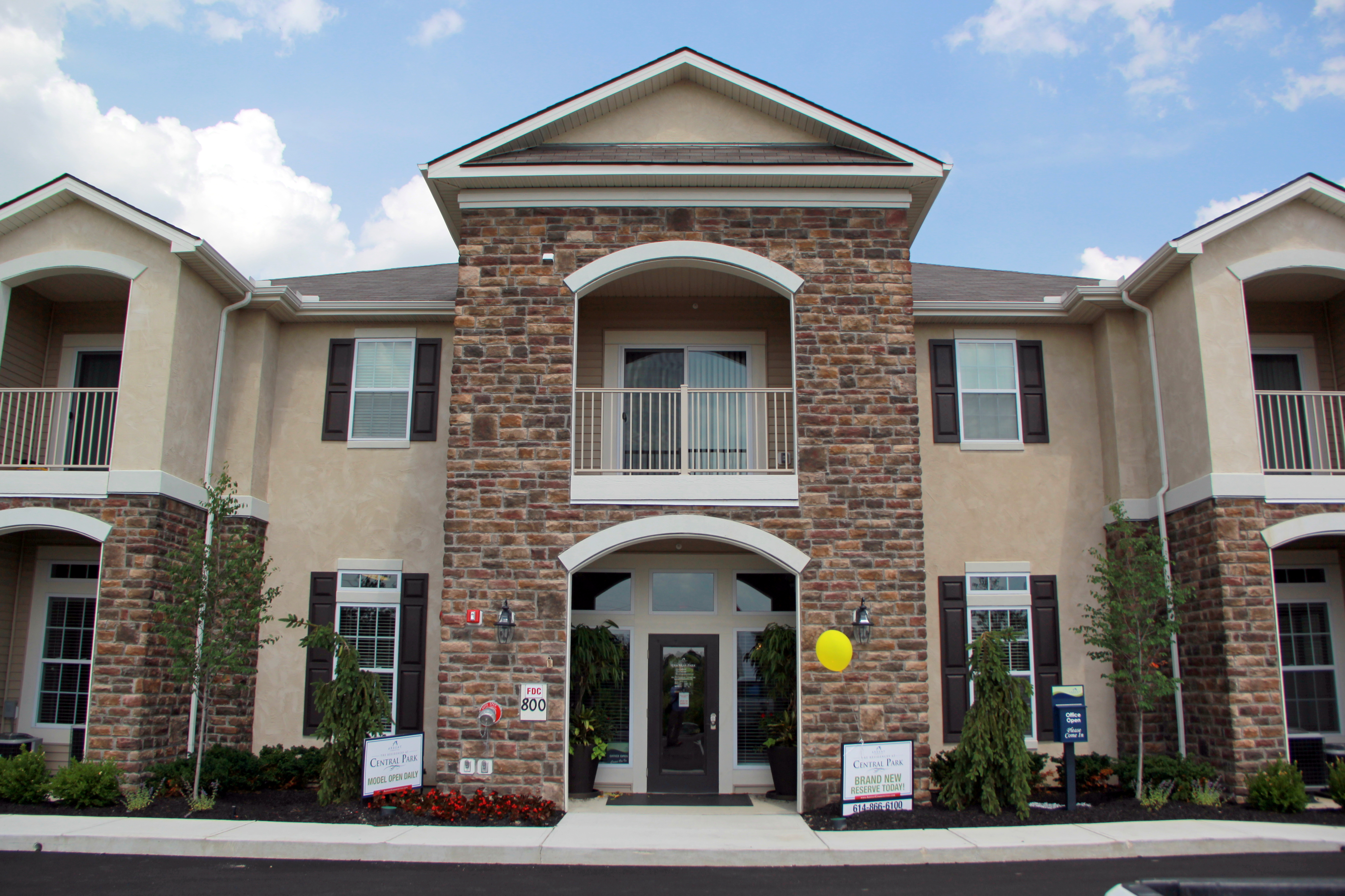 Residences at Central Park - Gahanna, OH - The Schirm Firm